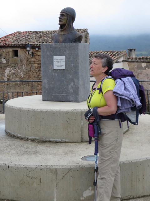 Villamayor Spain - Camino de Compostela